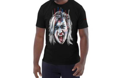 LPA Faces of Chaos Unisex T-shirts